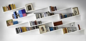 Perec shelves by Carles Muro and Charmaine Lay for Puntombles (from £252.47 neilrogersinteriors.co.uk)